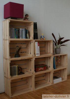 fabricant-bibliothèque-rangement-caisse-bois-brest-finistere